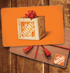 Free contest : A $150 Home Depot gift card