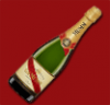 Free contest : For year's end celebrations, a bottle of Mumm champagne - brut