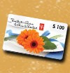 Free contest : A $100 The President Choice gift card